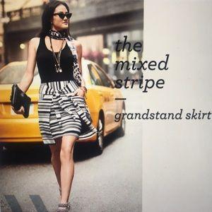 CAbi Grandstand Skirt NWOT Medium #5185